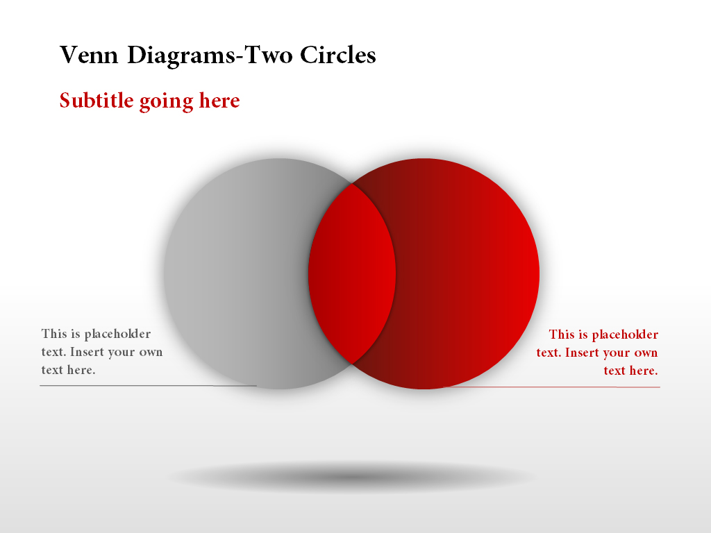 Venn Powerpoint Charts and Diagrams
